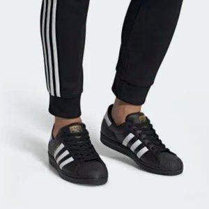 NEW adidas Men's Superstar Casual Sneakers